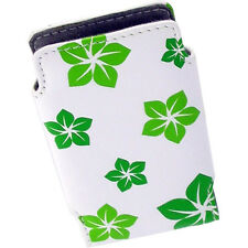 APPLE TC462LL/A InCase Pouch for iPod Mini Green Star Flower NEW!
