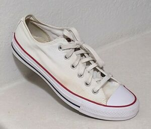 Converse Chuck Taylor All Star - White Size 7 Men's/9 Womens Used