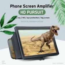 Useful Eye Protection Telescopic Mobile Phone Screen  3D Phone Vedio Magnifier