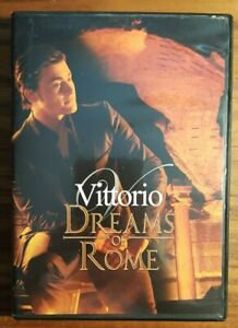 VITTORIO Grigolo DREAMS OF ROME DVD Stereo 5.1 Surround Sound Italian tenor PBS