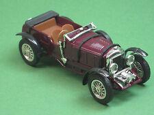 Y-2 Bentley 4,5 ltr. Kompressor 1930 violett Matchbox models of yesteryear MOY