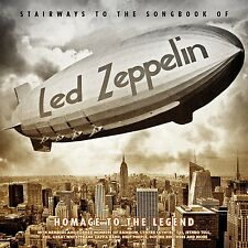 STAIRWAYS TO THE SONGBOOK OF LED ZEPPELIN-HOMAGE  CD NEW+