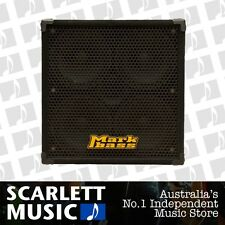 Mark Bass Standard 104R 600w 4x10 Black Line Series Cabinet *Brand New*
