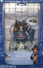 Sora Large Resin Figurine Disney Kingdom Hearts II Brand New Sealed USA Seller