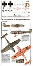 """Peddinghaus 1/72 Fw 190 D-9 """"Red 3"""" Waldemar Wubke JV 44 Wurger-Staffel 1172"""