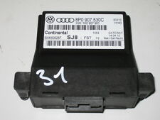 Audi A3 8P Tt 8J Cabrio Facelif Interfaccia Diagnosi Gateway Centralina