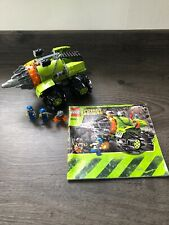 Lego 8960 Power Miners Thunder Driller - 100% Complete No Stickers