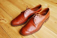 Vintage Men's Brown Leather Formal Shoes by Horne Bros Calculator UK 6 E