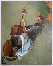 Mike Soloman, Original, Kidney Foundation of Canada, Brush of Hope Art Auction