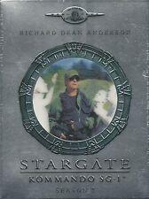 Stargate Kommando SG-1 Season 2 Neu OVP Hologram Deutsch Sealed