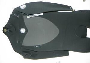 RIP CURL Neoprenanzug Herren FLASHBOMB 4/3 mm Neopren mit  Reißverschluss XL FI1