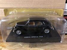 """DIE CAST """" LANCIA APRILIA 1939 """" 100 ANNI DELL' AUTOMOBILE SCALA 1/43"""