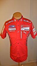 2011 Ducati Motogp Team Issues Only Shirt Valentino Rossi 46 / Nicky Hayden 69