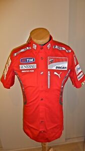 2011 Ducati Motogp Team Issues Only Shirt Valentino Rossi 46 / Nicky Hayden 69