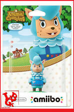 AMIIBO CYRUS SERGE Animal Crossing Wii-U Wii U 3DS Nintendo Jeu Video  # NEUF #
