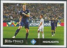 PANINI ROAD TO UEFA EURO 2020-#460-HIGHLIGHTS-GROUP B-BOSNIA &  V N IRELAND