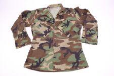 Woodland BDU RAID Mod Modified Uniform Combat Top MEDIUM-REGULAR (M-R) 52750