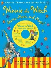 Winnie the Witch: Stories, Music, and Magic! with audio CD 9780192743374