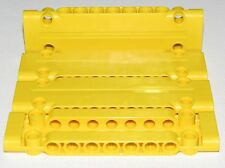 LEGO LOT OF 4 NEW YELLOW 3 X 11 X 1 TECHNIC PLATE PANELS PIECES