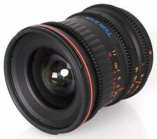 TOKINA CINEMA ATX 11-16MM T3 FOR CANON 11-16