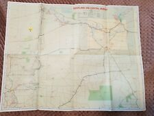 Riverland & Central Murray - 1992 RAA Map
