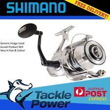Shimano Saragosa 25000 SW Spinning Fishing Reel Brand New! 10 Yr Warranty!