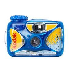 1x Kodak Sport Einwegkamera wasserdicht waterproof Unterwasserkamera