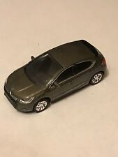 CITROEN  - DS4 MARRON     COLLECTION 3 INCHES  -  1/64
