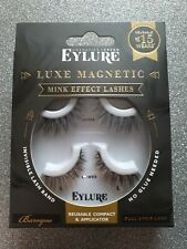 Eylure Luxe Magnetic Mink Effect Lashes