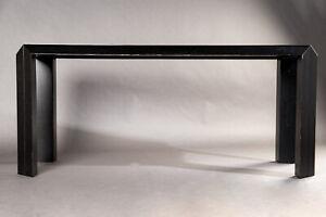 Perluigi Ghiandi / Rosenthal Einrichtung - Tisch / Konsole - Talete - 80er Jahre