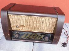 VINTAGE ancien TSF alt Röhrenradio RADIO tube à lampe TONFUNK Violetta W-200-M