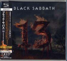 BLACK SABBATH-13 DELUXE EDITION-JAPAN 2 SHM-CD BONUS TRACK H00