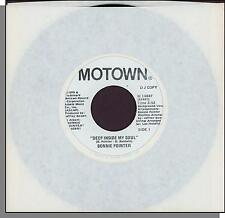 "Bonnie Pointer - Deep Inside My Soul - 1979 Motown Promo 7"" 45 RPM Single!"