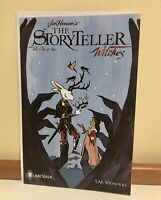 JIM HENSON'S THE STORYTELLER WITCHES 1 (2014, ARCHAIA) UNREAD HIGH GRADE