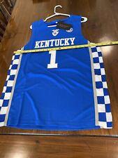 Devin Booker Suns Kentucky Wildcats Large Jersey