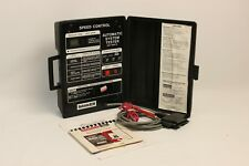 Ford Rotunda 007-00013 Speed Control Automatic System Tester w/ Operator Manual