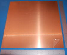 "Copper Sheet #20, .032"" (0.8mm), 12x12"", Polished"