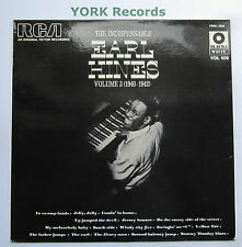 EARL HINES - The Indispensable Earl Hines Vol 3 1940-1942 - Ex LP Record RCA