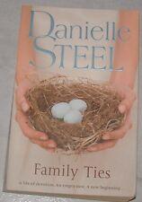 Family Ties by Danielle Steel (Paperback, 2011)