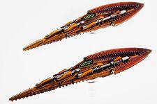 Hawk dropfleet comandante Nuevo y en caja de vidrio Clase cloudfliers (6) HDF-23002