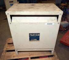 Gs Hevi-Duty Electric, 230/460 Delta, 31Kva Scr Drive Transformer (Inv.36898)