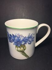 Villeroy & Boch 1748 Luxembourg Blooming Cactus Flower? Coffee Tea Mug Cup 10 oz