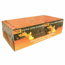 More details for 12 boxes of bryant & may extra long safety matches ideal for fires bbqs