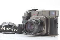 [Near MINT] Mamiya 7 Medium Format Film Camera N 65mm f/4 L Lens Hood from JAPAN