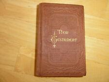 1885 - The New Testament, Origilal Greek Translation, American Bible