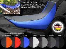 NUOVO YAMAHA XT 660 x R RIVESTIMENTO SEDILE tramite riferimento Seat Cover Compatibile per xt660 R X
