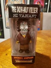 The Simpsons Homer Simpson Michael Myers Halloween Horror Figure Rob Zombie