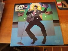 Elvis: The Sun Sessions,  16 tracks LP