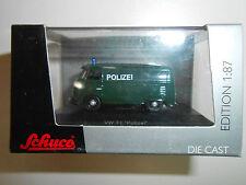 Schuco Fahrzeugmarke VW Auto-& Verkehrsmodelle mit Einsatzfahrzeug