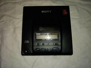 Sony D-303 portable CD walkman player discman Vintage Collectible VGC UK SELLER